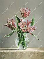 Вышивка бисером Голландские тюльпаны
