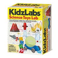 Набор для опытов Научно-игрушечная лаборатория