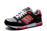 Кроссовки Adidas ZX750, женские/подросток, серые, р. 38 40