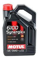 Масло моторное Motul 6100 Synergie+ 10W-40 4л