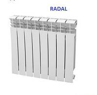 Радиатор AL RADAL 350х80