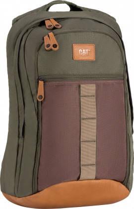 """Рюкзак с отделением для  ноутбука (15,6"""") 17 л. CAT Urban Active Limited Edition 83340;223 Темно-зеленый"""