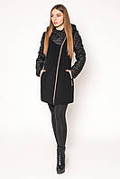 Женское кашемировое пальто №42 (+плащевка)
