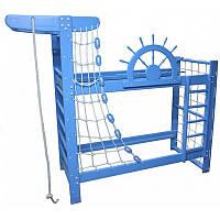 Двухъярусная кровать Морской Пират (спортивная)