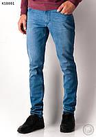Мужские весенне-осенние джинсы Forest - Art. KS0001 ( синий )