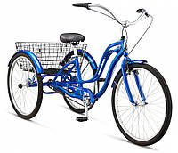 Круизёр Schwinn Town&Country, blue (BB 17)