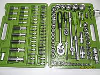 """Набор инструментов ALLOID 108 ед. 6-гранные 1/2"""",1/4"""" (НГ-4108 П), фото 1"""
