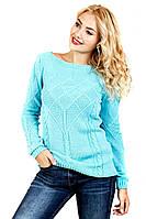 Свитер женский 1605 (5 цветов), легкий женский свитер, женские свитера от производителя, дропшиппинг поставщик