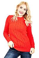 Свитер вязанный женский 783 (6 цветов), женский свитер недорого, свитер от производителя, дропшиппинг