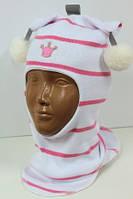 Шапка-шлем детская модель мод 1526