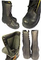Берцы кожаные демисезонные, оригинал армии Дании, 38-42