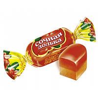 Желейные конфеты Сочная долька фабрика Красный Октябрь