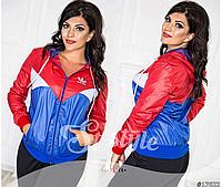 Куртка-ветровка женская,48+,ST Style