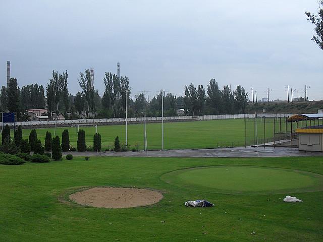 Продажа действующего спортивно – оздоровительного центра в городе Одесса, площадь территории 2,7 гектара земли