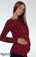 Джемпер для беременных и кормящих Юла Мама Elanor