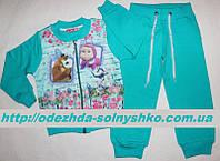 Детский костюм на девочку (маша и медведь) 2-6 года