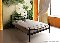Кровать металлическая Сакура (ТМ Метакам)