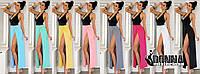 Сукня максі Галантіс, 8 кольорів