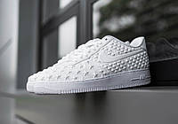 Женские кроссовки Nike Air Force 1 Star Pack White