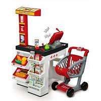 Супермаркет с кассой игровой набор Smoby 350203