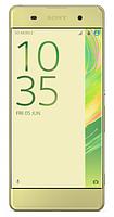 Мобильный телефон Sony Xperia XA Dual (F3112) Lime Gold , фото 1