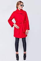 Элегантное демисезонное пальто букле (рр 40-48), разные цвета