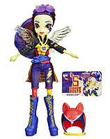 Мой маленький пони: Девочки Эквестрии - кукла Индиго Зап, Мотокросс