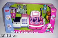 Кассовый аппарат детский (2816C)