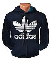 Толстовка на флисе мужская Adidas