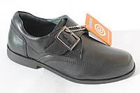 Детские школьные кожаные туфли Антилопа мальчикам р. 32-37 качество, комфорт, удобство