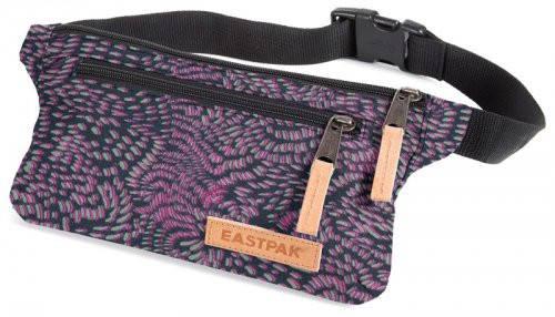 Креативная сумка на пояс Talky Eastpak EK77344K черно-розовый