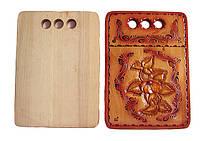 Разделочная деревянная доска