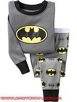 Детская пижама «Бэтмен»