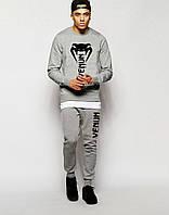 Мужской спортивный костюм Venum, серый