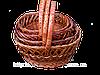 Корзины плетеные из лозы оптом