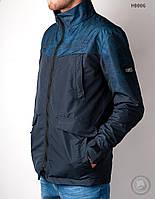Весенне-осенняя куртка ( ветровка ) Forest - Rulef dark blue ( синий \ тёмно-синий )