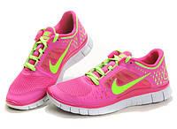 Кроссовки женские Nike Free Run Plus 3
