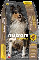 Nutram T23 Total Grain-Free с индейкой, курицей и уткой, 2,72 кг