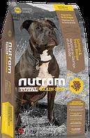 Nutram T25 Total Grain-Free из мяса лосося и форели, 2,72 кг
