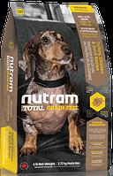 Nutram T27 Total Grain-Free из мяса индейки курицы и утки, 2,72 кг