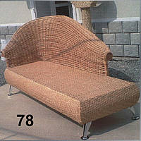 Плетеные диваны из лозы, фото 1