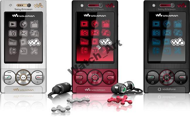 Sony Ericsson W705 4 цвета Оригинал! Дешево!
