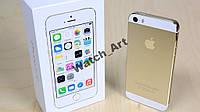 Apple iPhone 5S 64Gb Gold Neverlock ОРИГИНАЛ, смартфон