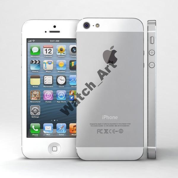Apple iPhone 5S 16Gb White Neverlock ОРИГИНАЛ!