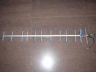 Антенна алюминиевая 16 дб для CDMA 3 G модемов