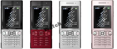 Sony Ericsson T700 3 цвета Оригинал! Русс.клав.