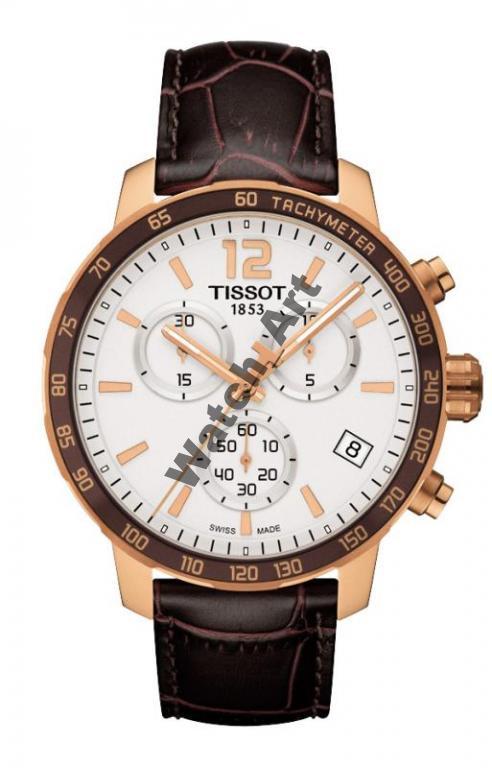 Часы TISSOT Quickster T095.417.36.037.00