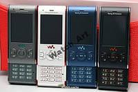 Sony Ericsson W595 4 цвета Оригинал! Дешево!