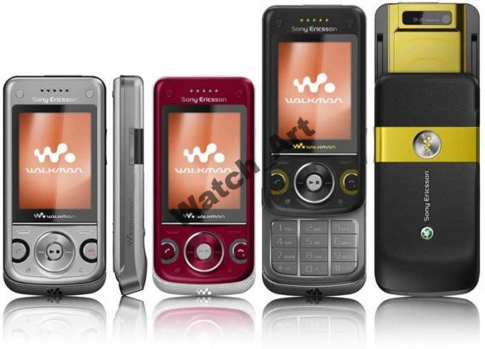 Sony Ericsson W760 2 цвета Оригинал! Дешево!