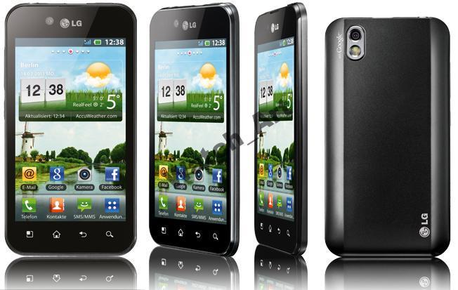 LG Optimus P970 2 цвета ОРИГИНАЛ! Качество!
